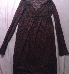 Кружевное платье интимиссими