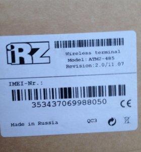 Беспроводной GSM/GPRS модем IRZ ATM2-485