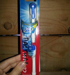 Сменные насадки на электрическую зубную щетку