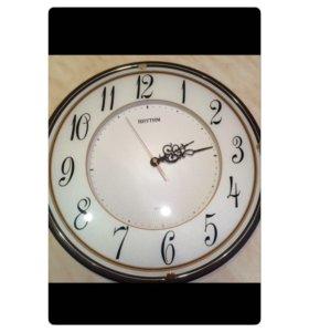 Часы настенные rhythm - NR06 brown (ритм )