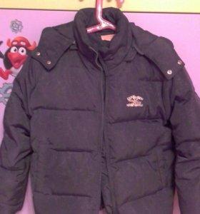 Куртка-пуховик на мальчика