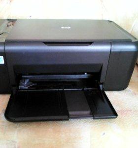 Принтер hp deskjet f2483