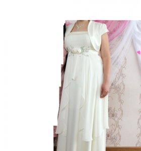 Платье свадебное вечернее