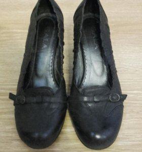 Туфли нат. кожа 37 р-р