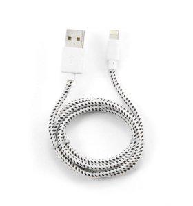 Нейлоновый кабель iPhone 5/5S/6/6S