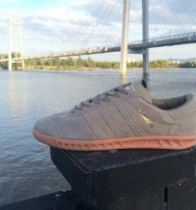 Кроссовки Hamburg Adidas