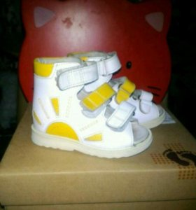 Лечебные сандали Антиварусные
