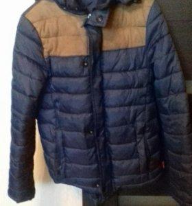 Куртка осенняя и ветровка