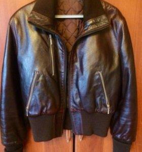 Куртка кожа 44-46