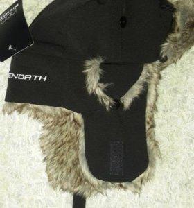 НОВАЯ Зимняя шапка-ушанка TRUENDATH (L/XL)