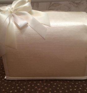 Коробка для денежных подарков на свадьбу