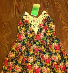 Новое платье,сарафан.