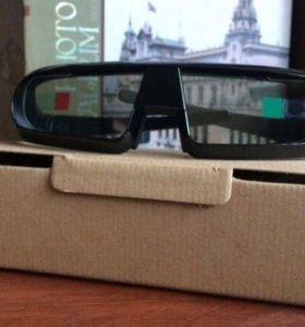 3D очки Toshiba