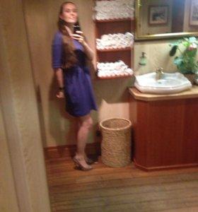 Платье очень стильное