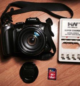 Фотоаппарат Canon PowerShot SX10IS