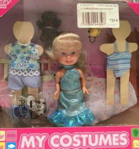 Кукла Паула с Одеждой