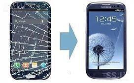Замена стекла Samsung, iPhone