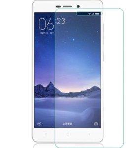 Стекло Xiaomi Redmi note 3