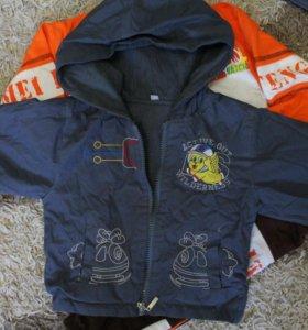 Курточка 90см