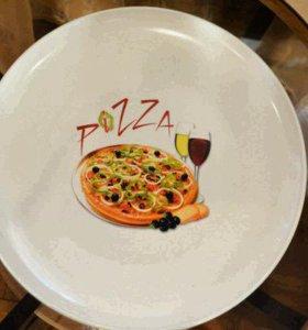 Тарелка для пиццы d.30 см