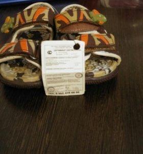Детские сандалики доставка на дом
