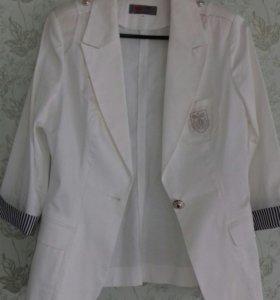 Пиджак женский легкий