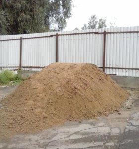 Щебень,песок, торф