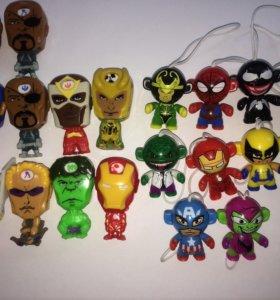 Продам игрушки из киндер сюрприза