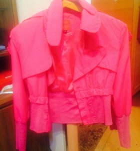 Куртка пиджак р-р 42