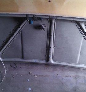 Крышка багажника на ВАЗ-2101