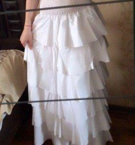 2 в 1. Юбка, платье & сарафан
