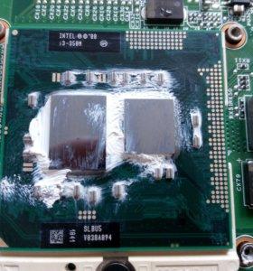Intel i3-350m 2.267 ГГц BGA1288