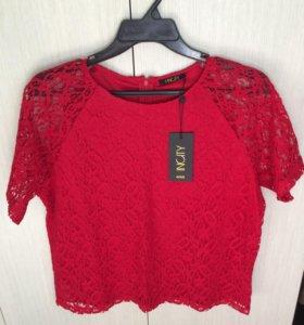 Кружевная блузка incity