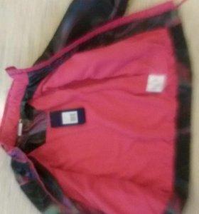 Куртка Demix на девочку