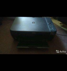 Принтер сканер canon mp 280.по всем вопросам писат
