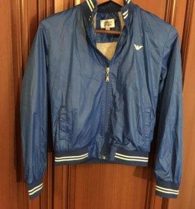 Куртка ветровка Armani junior