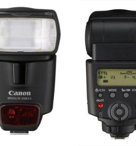 📷 Canon Speedlite 430 EX II