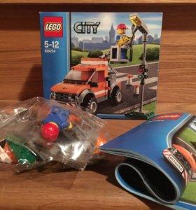 LEGO City 60054 Грузовик ремонта освещения