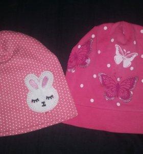 Новая шапочка с зайкой