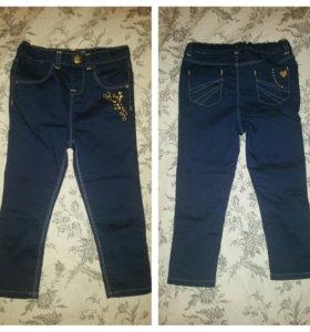Новые джинсы р 98