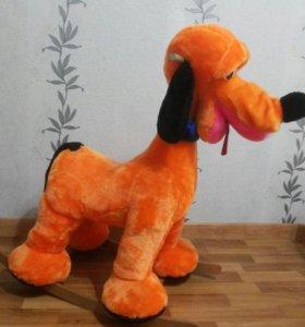 Забавный Плуто, идеальная игрушка качалка для дете