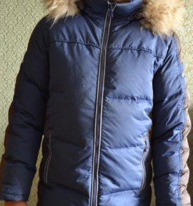Куртка на рост 146,зима
