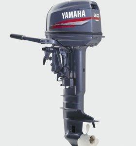 Мотор Yamaha 30 HMHS, лодка ПВХ Cayman N400