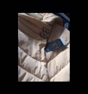 Куртка зима новая размер 54/56