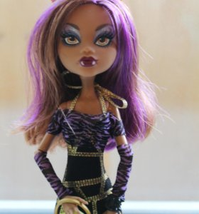 Кукла Monster High ( Клодин Вульф - Ночь монстров)