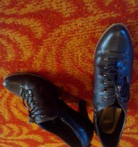 Ботинки осень!