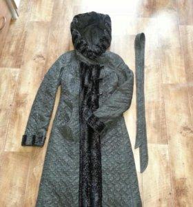 Пальто новое на холодную осень