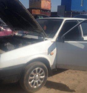 Двигатель на ВАЗ 2109