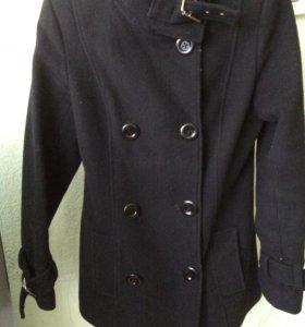 Пальто кошемировое
