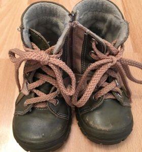 Ботиночки на байке 22₽
